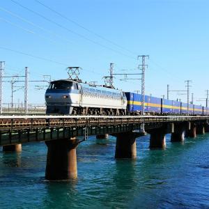 第1浜名橋梁のカンガルーライナー EF66-133    2020.11.21