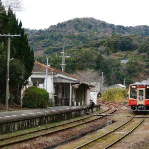 令和3年 天竜浜名湖鉄道の撮りはじめは西気賀駅から