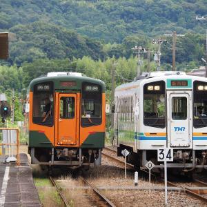 梅雨の天竜浜名湖鉄道 知波田駅にぶらり旅 その2