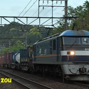 2020年5月9日 EF210 300番台の5085レと5071レ