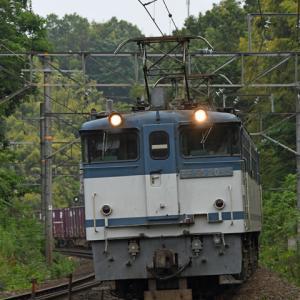 2020年6月6日 5086レ EF65-2095号機牽引