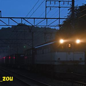 2020年7月19日 本日のPFの5087レと3071レ