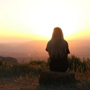 思考と感情が無意識のうちに行動に出ている