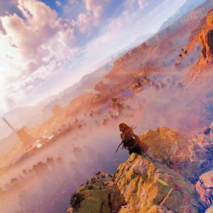 【Horizon Zero Dawn】世界の壁で振り返るホライゾン探訪記〜境界線を曖昧にするマップデザイン〜