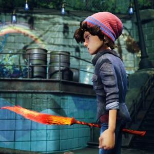 【PS4感想】アッシュと魔法の筆 ファーストインプレッション