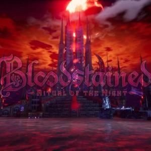 【PS4感想】Bloodstained-ブラッドステインド ファーストインプレッション