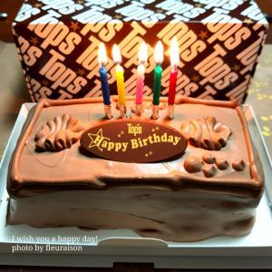【食育日記】3/31No.1314♡新潟のブランドいちご「越後姫」とTopsのチョコレートケーキ