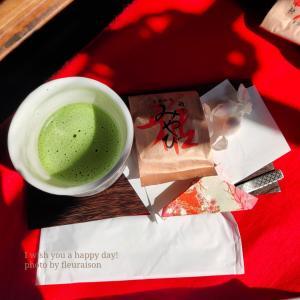 【今朝の筆文字】No.844「夢を叶えよう」♡ホテル雅叙園東京 百段階段で「雅号印」買いました♪