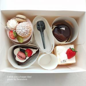 【おうちカフェ】19回目の結婚式記念日と「SWEEGICC」のケーキ