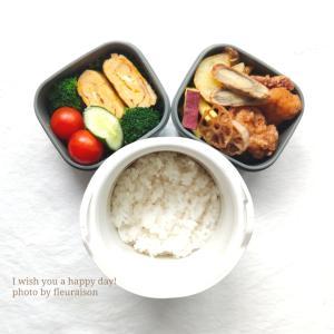 【食育日記】5/26No.1328♡油の選び方と使い方♡生姜風味の唐揚げ弁当