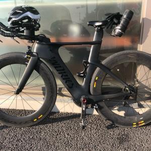 バイク100キロと三種目