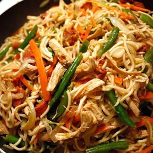 フィリピンで 新しい麺を流行らせたい!