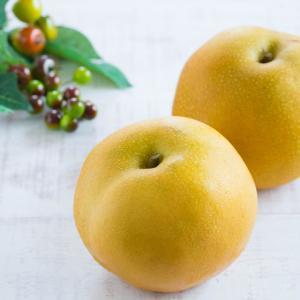 梨が美味しい