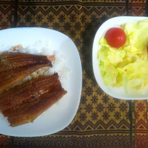 元気の源「焼き魚定食」