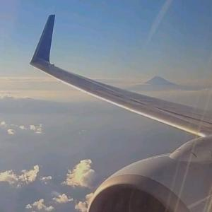 「空の日」記念フライト