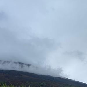 富士山五合目へ行ってきました