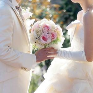 結婚式が先!?