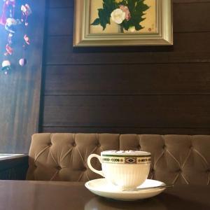 北鎌倉・喫茶 吉野(ホット チョコレート)