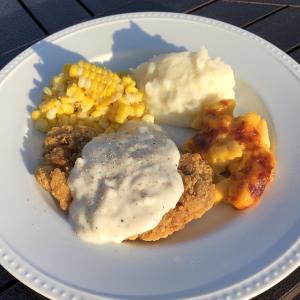 簡単アメリカ家庭料理 カントリーフライドステーキ