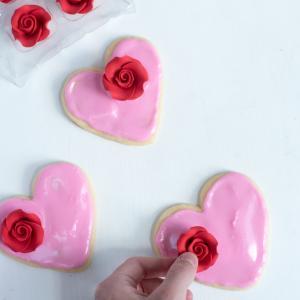 バレンタインクッキーのデコレーション!ハート型をさらに可愛くするアイディア7選