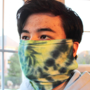 アメリカっぽい!超簡単Tシャツマスクの作り方!