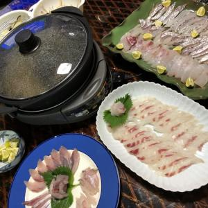 鯛釣り(タイラバ)に行って来ました。秋田の北浦港(第三和丸)から出港!釣った魚での調理を公開します。