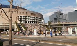 【雑談】福岡ドーム周辺の探索①~地行中央公園~