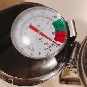 コーヒー抽出につかうお湯、何℃で淹れてますか?