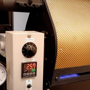 使っている焙煎機からコーヒー選びを考えてみる。