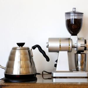 豆から挽いてコーヒーを淹れる!ペーパードリップの基本