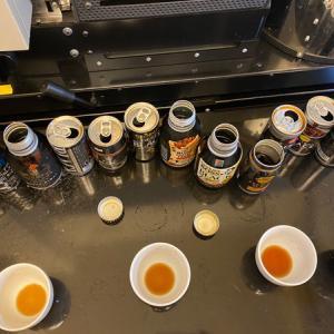 缶コーヒーの飲み比べをしたら地獄だったお話