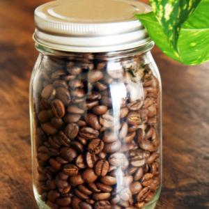 コーヒー豆の保管はどうするのが適切か?