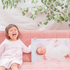 赤ちゃんの写真を等身大にして残すということ