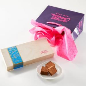 バレンタインデーの友チョコ自分チョコに迷ったら5th avenue chocolatiereがおすすめ