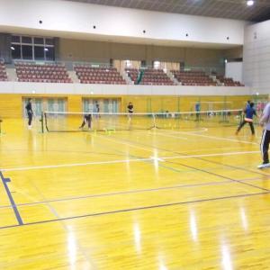 11月7日テニス教室