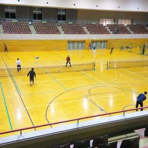 12月5日テニス教室