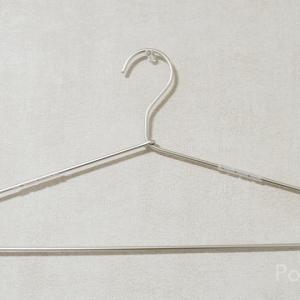 服のすべり落ち防止に!ハンガー用すべり止めチューブ6P