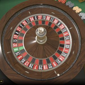 ベラジョンカジノ ルーレット Vj Roulette 36倍出た!