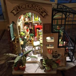 Flower shop完成