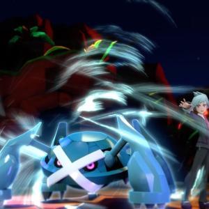 レックウザイベント「天空を統べる竜」開始とダイゴさん&メタグロス参戦【ポケマス】