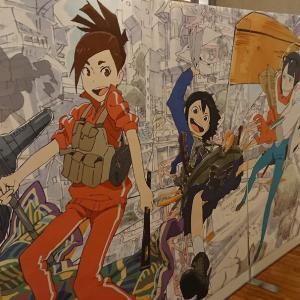【映像研!展】有楽町マルイで『映像研には手を出すな!展』が開催されていたので行ってきました(展示は今日までですので、ファンの方はぜひ見てほしいです)