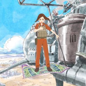 【アニメーターの矜持】『映像研には手を出すな!』第7話感想(『神は細部に宿る』という言葉通り、アニメーションの原点がツバメの言葉で表されていると思いました)