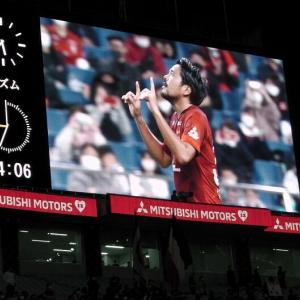 【攻守でセレッソを圧倒】Jリーグ24節『浦和レッズvsセレッソ大阪』は3-1で浦和の勝利(セレッソ相手に逆転勝ちでチーム全体に自信が出てきているのを感じました)