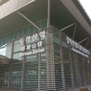 ソウル旅2月⑦山の上から北朝鮮を見おろす パジュ、DMZツアー