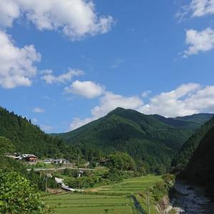 天川村キャンプ、お土産編