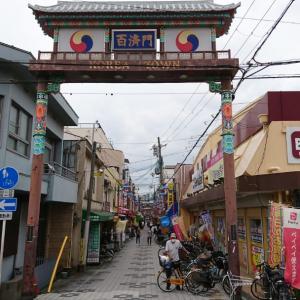 コリアタウンで美味しいお酒と韓国料理食べたい