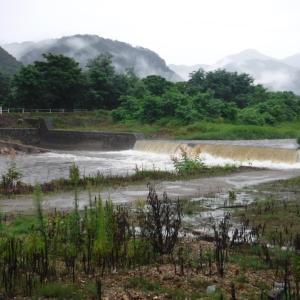 山形県内を襲った大雨