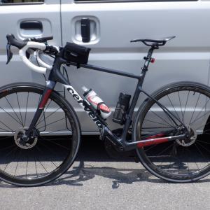 ロードバイク専用の携帯エアーポンプ