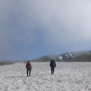 過酷な遊び 月山のタケノコ採り