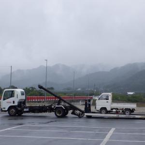 軽トラ廃車
